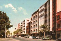 Benghazi - independence street