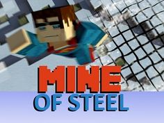 Steelehouse creates an awesome Minecraft version of the Man of Steel trailer:  Mine of Steel - An Ideal of Hope