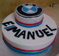 BMW Birthday cake for a Motorsport fan.