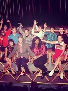 Its a glee thing..;)