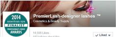 Stockist of Chrissanthie  PremierLash-designer Lashes BEST SELLER!!! Chrissanthie is science based lid hygiene formula. Convenient, effective way to gently clean and condition the delicate eyelid and eyelashes! Proper eyelid hygiene is important for blepharitis, dry eye or other conditions. Gel formula contains tea tree and citrus extracts. Hypo-allergenic & anti-inflammatory. Gentle formula can be used as a daily makeup remover and eyelash cleanser. Recommended as a solution: Make a foam…