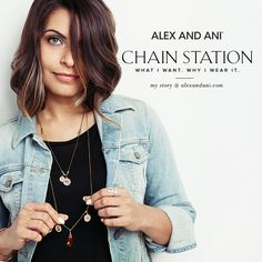 2016 Alex And Ani Chain Station