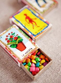 From our Zacatecas wedding... favors   wedding