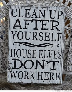 Printable keep breakroom clean signs tidy signs - Clean up after yourself bathroom signs ...