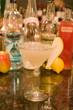 """Ferdinand's Pear"" by Post Prohibition Handcrafted Libations"