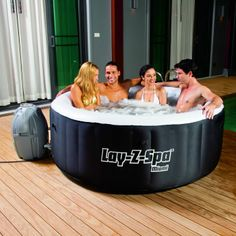 Spa gonflable 2/4 Places Bestway Lay-Z-Spa Miami | Achat/vente sur Raviday Piscine