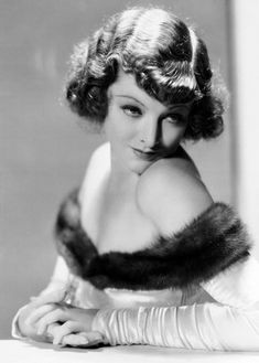 Myrna Loy 1933 photo by George Hurrell
