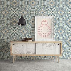 "Found it at Wayfair - Restored Florentine 33' x 20.5"" Wallpaper Roll"