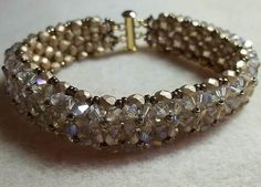 Jewelry Making Tutorials, Beading Tutorials, Jewelry Making Supplies, Beading Projects, Diy Beaded Bracelets, Handmade Bracelets, Beaded Jewelry Patterns, Beading Patterns, Bead Jewelry