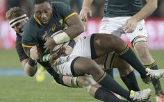 Tendai Mtawarira (South Africa) 'The Beast' is a cult figure all around the world with his eye-catching carrying and has become a formidable scrummager. Rugby World Cup, Man Party, His Eyes, South Africa, Squad, Beast, How To Become, Sports, Life