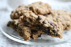 Chocolate Chip Cookie /by Your Daily Vegan #vegan #recipe
