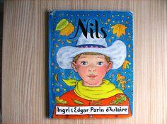 Nils 1948 Ingri &  Edgar Parin d'Aulaire Norway by KSTigerlily