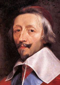 Kardinaal de Richelieu werd geboren als Armand Jean du Plessis in 1585 in Parijs. Hij kwam uit de Franse adel, was geestelijke en  werd in 1621 de adviseur van Lodewijk XIII. In de praktijk nam hij bijna alle macht over van de koning. Hij liet de moeder van Lodewijk verbannen, omdat ze het niet eens was met het beleid. Hij probeerde het belastingsysteem te veranderen en de adel haar privileges af te nemen. Dat deed hij door het bestuur te centraliseren, zodat de macht van de koning kon…