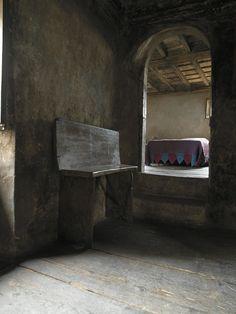 Medieval Inn    Corridor Hallway