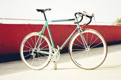 COLNAGO SLX SPIRAL CONIC /by CycleEXIF #1993 #bicycle