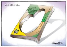 20160420bdSeeThrough - Brandan picks holes in the ANC's election manifesto