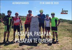 #AlfonsoyAmigos, #RutasMTB Mtb, Baseball Cards, Paths