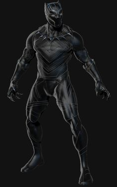https://www.facebook.com/MarsMars3d I sculpture and Render in Zbrush. Black Panther
