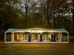 Fellows Pavilion – American Academy Berlin / Barkow Leibinger