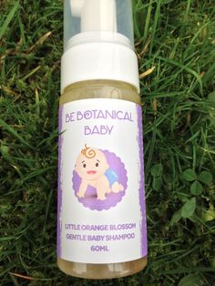 Free Botanical Organic Little Orange Blossom Gentle Baby Shampoo Are Essential Oils Safe, Organic Essential Oils, Gentle Baby, Vegan Baby, Baby Shampoo, Hair Scalp, Baby Skin, Orange Blossom, How To Relieve Stress