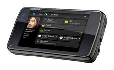 Nokia N900 Press Photo (Contact View)