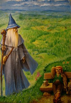 Hobbit - chapter 1 by ~vilva73 on deviantART