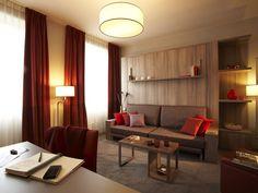 Diese edel ausgestattete Ferienwohnung liegt im Zentrum von Wien. #City #Städtetrip #Kurzurlaub #imUrlaubwiezuhausefühlen
