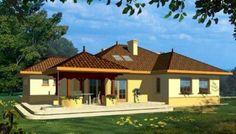 modele de case joase Case, Home Fashion, Exterior, Mansions, House Styles, Design, Home Decor, Decoration Home, Manor Houses