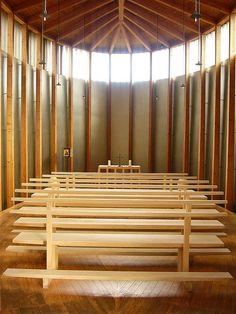 Peter Zumthor, Saint Benedict Chapel, Sumvitg, 1985-88