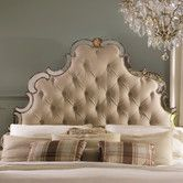 Found it at Wayfair - Sanctuary Upholstered Headboard- Bling