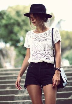 Wow,great outfits!Summer Fashion Trend