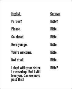 Why I chose to learn the German language