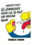 Charb - Changement de pouvoir #CharlieHebdo