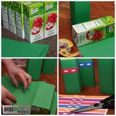 teenage mutant ninja turtle juice boxes printable