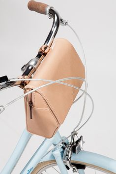 Cute bag for your bike! Phi by Matt & Natt