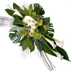 Funeral Flower Arrangements, Christmas Floral Arrangements, Funeral Flowers, New Years Decorations, Flower Decorations, Funeral Sprays, Casket Sprays, Funeral Tributes, Sympathy Flowers