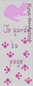 Marque page Chat Grille Gratuite - ¸. Diy Marque Page, Crafts With Pictures, Cross Stitch Bookmarks, Cross Stitching, Pixel Art, Needlepoint, Blackwork, Free, Turban