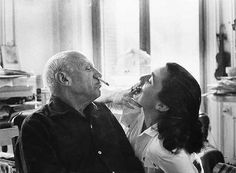 i really like this photo of Picasso. might not be flattering, but it makes me laugh.