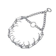Prong Collar - Chrome 4mm