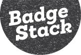 "BadgeStack = ""BadgeStack is an innovative system with a game-like approach that assesses skills, recognizes learner achievement, sparks community, and excites learners of all ages."""