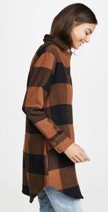 BB Dakota Eldridge Coat PRESALE – Wilde and Sparrow Plaid Coat, Oversized Coat, Buffalo Plaid, Cool Style, Style Fashion, Check Coat