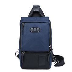 Material:Oxford    Lining Material:Polyester    Color:As the picture    Weight:500g    Length:19cm(7.48'')    Width:8cm(3.15'')    Height:32cm(12.60'')    Structure:Main Pocket,Front Pocket,Back Pocket,Zipper Pocket    Closure:Zipper                     Package Include:    1 * Bag