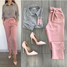 19 Elegant Chic Outfits Ideas 19 Elegant Chic Outfits Ideas Womens Fashion Fashionable is part of Work outfit - Casual Work Outfits, Business Casual Outfits, Professional Outfits, Mode Outfits, Office Outfits, Work Attire, Work Casual, Classy Outfits, Chic Outfits