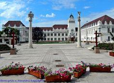Sárospatak Comenius Tanítóképző Főiskola - Hungary