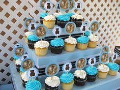 bear dessert table - Google Search