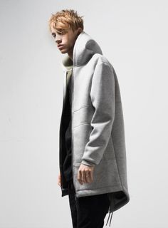 Kid Karma Hooded Jacket