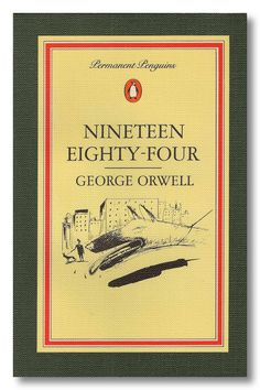 the predictions in nineteen eighty four by george orwell In the end, nineteen eighty-four is the most realistic look at life under a technology-enhanced, totalitarian regime ever written given that the technology orwell imagines is drawing closer to reality every day (witness london streets), his vision increases in value as both a warning regarding, and reminder of, the value of individual freedom.