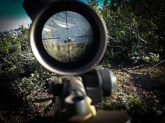 In this photo, sniper Spc. Samuel Hyer identifies a high-value target during an area reconnaissance training mission to the Mountain Warfare Center near Pickel Meadows, Calif. [Photo by Spc. Military Guns, Military Life, Weapons Guns, Guns And Ammo, Rifles, Hot Shots Calendar, Ps Wallpaper, Wallpaper Downloads, Fire Image