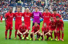 Preston 1-2 Liverpool — Reds win in pre-season. July 19, 2014. Goals by Suso & Peterson. Ibe outstandiing