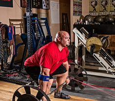 Deadlift Tips From World's Strongest Man Brian Shaw | iSatori Nutritional Supplements